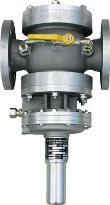 Предохранительно запорный клапан MEDENUS тип S 100